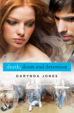 ARC Review: Death, Doom and Detention by Darynda Jones