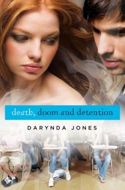 ARC Review: Death, Doom and Detention by Darynda Jones