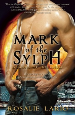 Review + Giveaway: Mark of the Sylph by Rosalie Lario