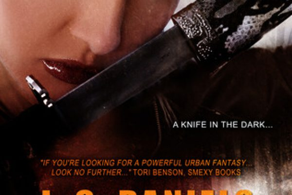 ARC Review: Night Blade by J.C. Daniels