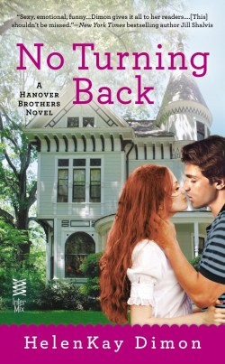 Review: No Turning Back by HelenKay Dimon