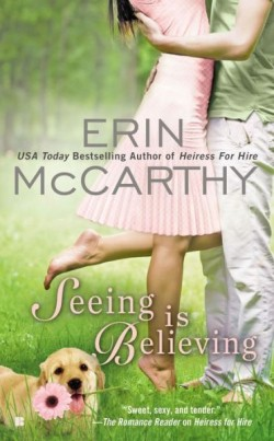 ARC Review: Seeing is Believing by Erin McCarthy