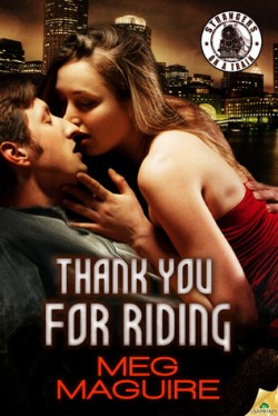ARC Review: Thank You for Riding by Meg Maguire