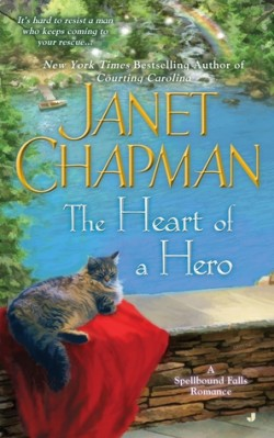 ARC Review: The Heart of a Hero by Janet Chapman