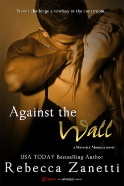 ARC Review: Against the Wall by Rebecca Zanetti
