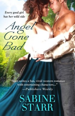 Review: Angel Gone Bad by Sabine Starr