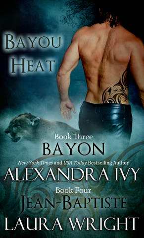 Bayou Heat - books 3 and 4