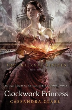 Review: Clockwork Princess by Cassandra Clare