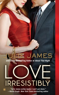 ARC Review: Love Irresistibly by Julie James