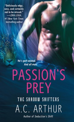 Review: Passion's Prey by A.C. Arthur