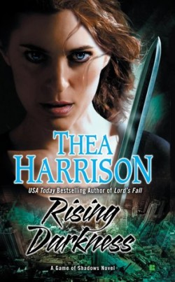 ARC Review:  Rising Darkness by Thea Harrison