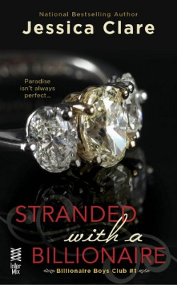 ARC Review: Stranded With A Billionaire by Jessica Clare