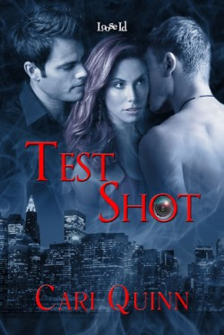 Review: Test Shot by Cari Quinn