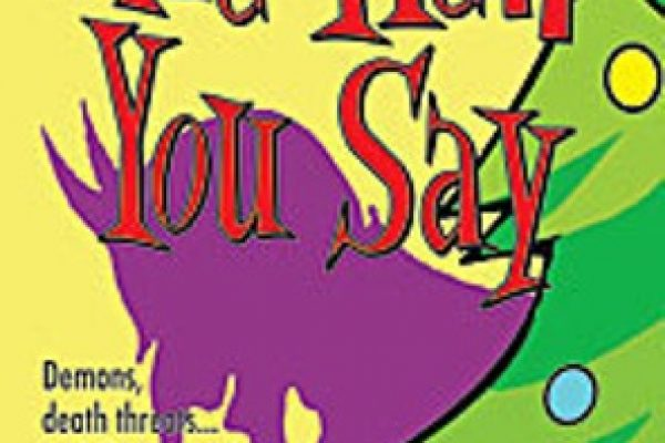 Review: The Hell You Say by Josh Lanyon