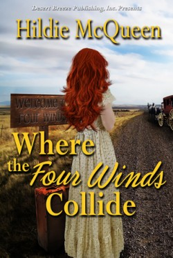Review: Where the Four Winds Collide by Hildie McQueen