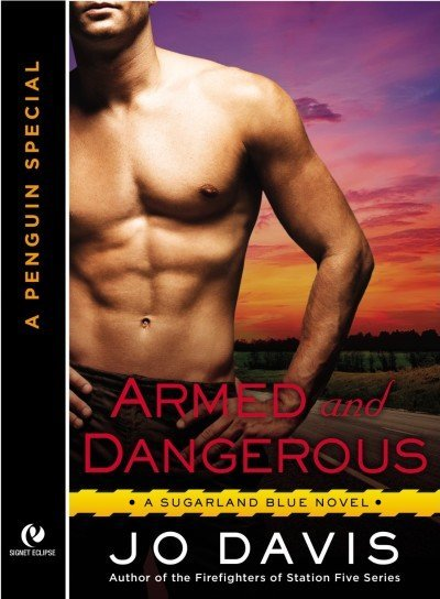 Armed and Dangerous final cover