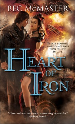 ARC Review: Heart of Iron by Bec McMaster