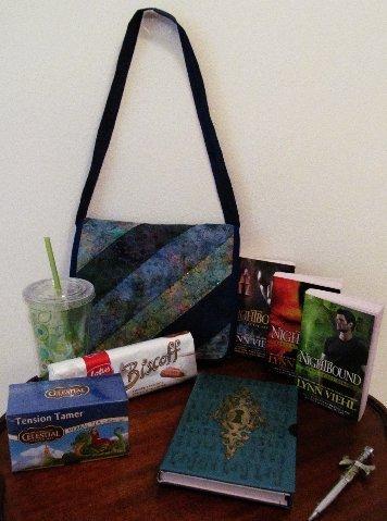 Nightbound Promo Quilt Bag #4