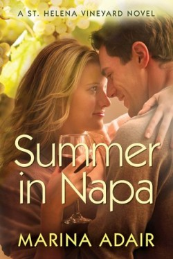 ARC Review:  Summer in Napa by Marina Adair