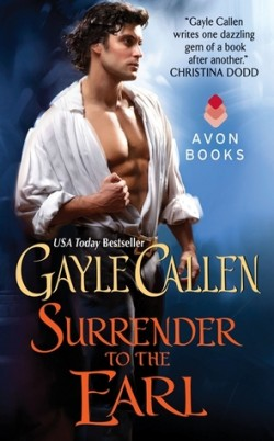 ARC Review: Surrender to the Earl by Gayle Callen