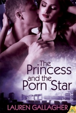 ARC Review: The Princess and the Porn Star by Lauren Gallagher