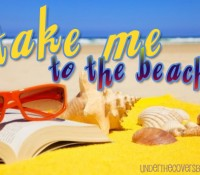 Take Me To The Beach: Suzanne's Recommendations