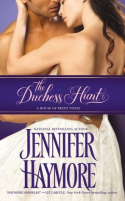 ARC Review: The Duchess Hunt by Jennifer Haymore