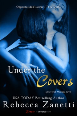 ARC Review: Under the Covers by Rebecca Zanetti