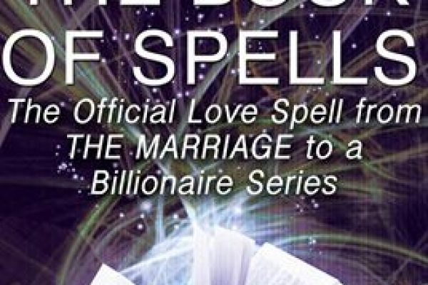 Cover Reveal: The Book of Spells by Jennifer Probst