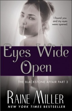 ARC Review: Eyes Wide Open by Raine Miller