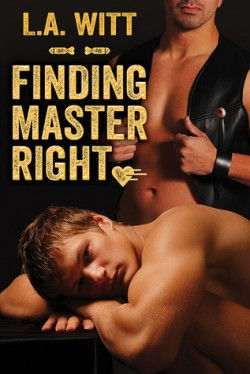 ARC Review: Finding Master Right by L.A. Witt
