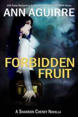 ARC Review: Forbidden Fruit by Ann Aguirre