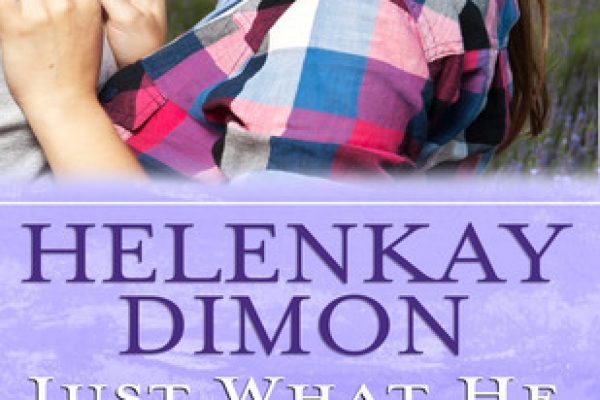ARC Review: Just What He Wanted by HelenKay Dimon