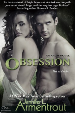 ARC Review: Obsession by Jennifer L. Armentrout