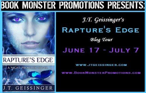 Raptures Edge Tour Banner