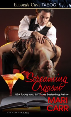 ARC Review: Screaming Orgasm by Mari Carr