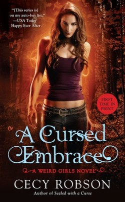 ARC Review: A Cursed Embraced by Cecy Robson