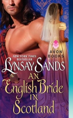 ARC Review + GIVEAWAY: An English Bride in Scotland by Lynsay Sands