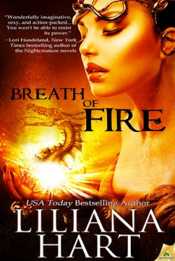 ARC Review: Breath of Fire by Liliana Hart