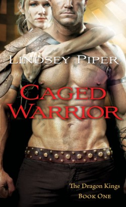 ARC Review: Caged Warrior by Lindsey Piper