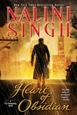 ARC Review: Heart of Obsidian by Nalini Singh