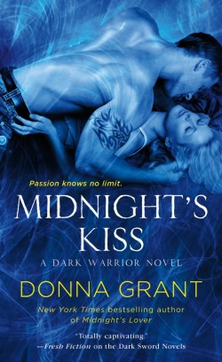 ARC Review: Midnight's Kiss by Donna Grant