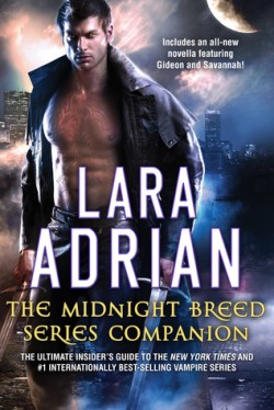 Review: The Midnight Breed Series Companion by Lara Adrian