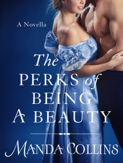 ARC Review: The Perks of Being a Beauty by Manda Collins