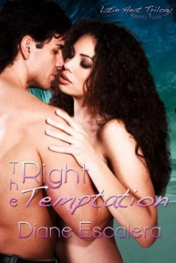 ARC Review: The Right Temptation by Diane Escalera