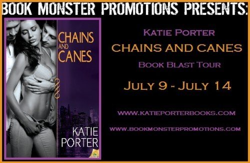 CHAINS AND CANES Tour Button