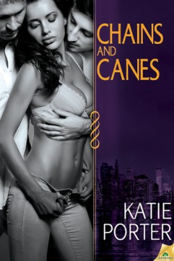 ARC Review: Chains and Canes by Katie Porter + Book Blast