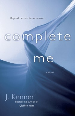 ARC Review: Complete Me by J. Kenner