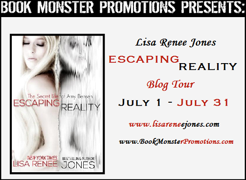 ESCAPING REALITY Tour Banner