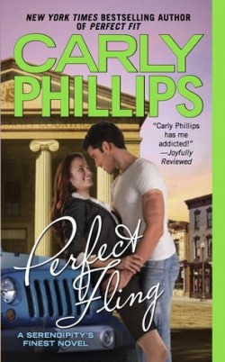 ARC Review: Perfect Fling by Carly Phillips
